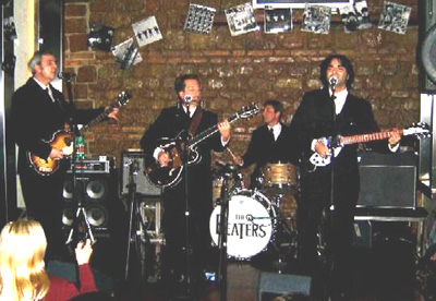 The Beaters Beatles cover band