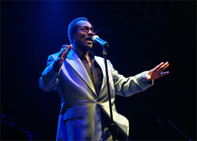 Wilson Pickett dal vivo